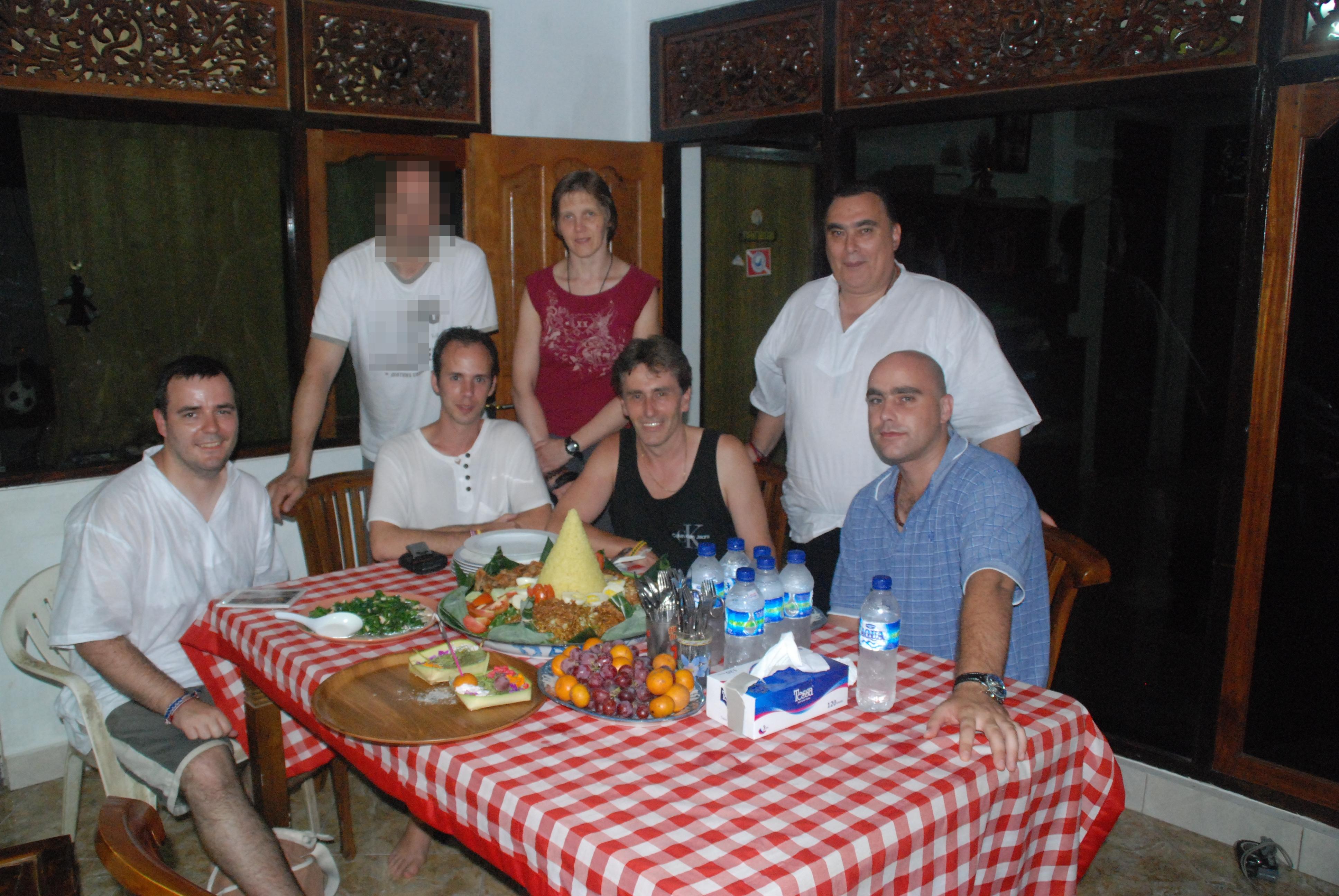 Groep Spirituele reis 2009