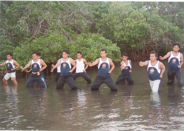Spirituele energie meditatie uit water jurus