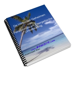Het Zensatie Handboek Koenraad Rau Manifesteren Auras leren zien